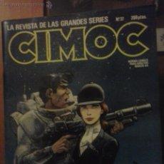 Cómics: CIMOC N º 37 - EDICIONES NORMA. Lote 52806254