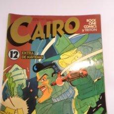 Cómics: CAIRO - NUM 12 EXTRA NAVIDAD - NORMA EDITORIAL - 1972/1983. Lote 52868919