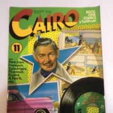 Cómics: CAIRO - NUM 11 - NORMA EDITORIAL - 1972/1983. Lote 52868974