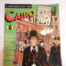 Cómics: CAIRO - NUM 8 - NORMA EDITORIAL - 1972/1983. Lote 52868981