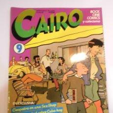 Cómics: CAIRO - NUM 9- NORMA EDITORIAL - 1972/1983. Lote 52869006