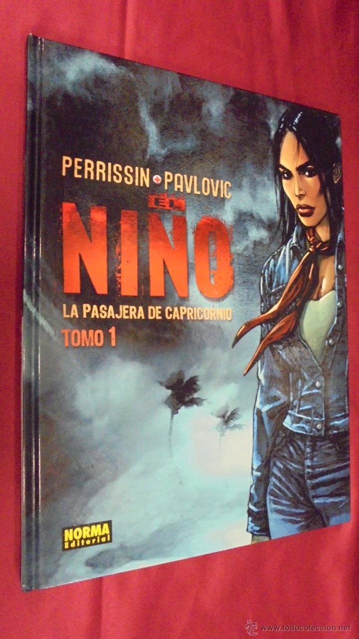 EL NIÑO. TOMO 1. LA PASAJERA DE CAPRICORNIO. NORMA EDITORIAL. (Tebeos y Comics - Norma - Comic USA)
