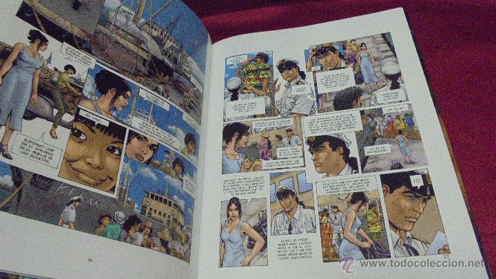 Cómics: EL NIÑO. TOMO 1. LA PASAJERA DE CAPRICORNIO. NORMA EDITORIAL. - Foto 2 - 52891725