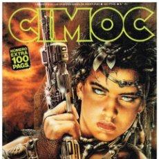 Cómics: CIMOC 111,EXTRA.NORMA EDITORIAL. Lote 52969223