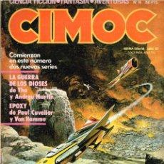 Cómics: REVISTA CIMOC 14.NORMA EDITORIAL. Lote 52969486
