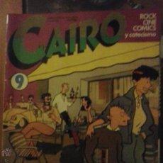 Comics: CAIRO Nº 9 - NORMA EDITORIAL. Lote 53009051