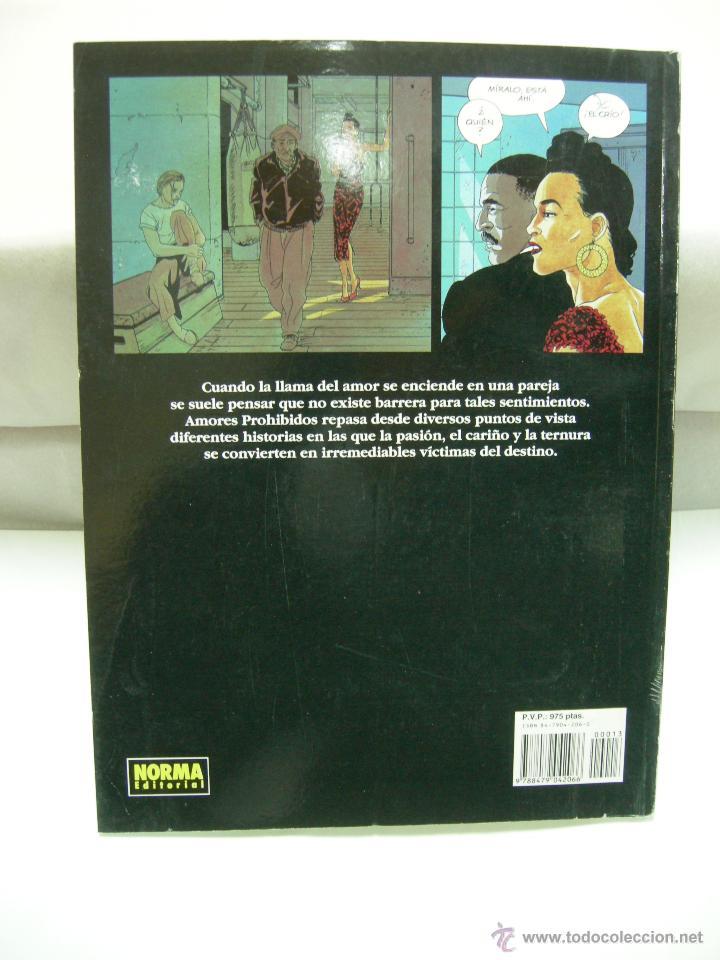 Cómics: Cimoc ESPECIAL Nº 13. amores prohibidos. Norma. Daniel torres, prado, frank miller, etc - Foto 5 - 269172288