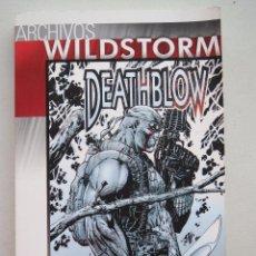 Cómics: ARCHIVOS WILDSTORM - DEATHBLOW Nº 1 - SANTOS Y PECADORES - NORMA EDITORIAL.. Lote 53170997