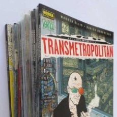 Cómics: TRANSMETROPOLITAN CASI COMPLETA NORMA EDITORIAL. Lote 227263355