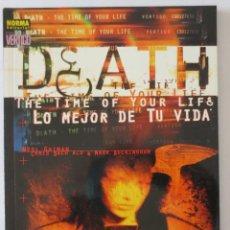 Cómics: MUERTE LO MEJOR DE TU VIDA NORMA EDITORIAL. Lote 53203151