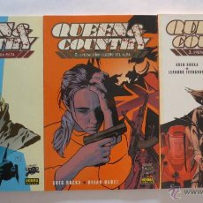 Cómics: QUEEN COUNTRY CASI COMPLETA. Lote 53205711