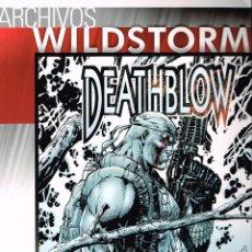 Cómics: ARCHIVOS WILDSTORM.SERIE DEATHBLOW Nº1.EDIT. NORMA.. Lote 53239282