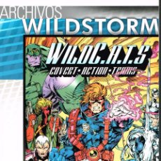 Cómics: ARCHIVOS WILDSTORM.SERIE WILD C.A.T.S Nº1.EDIT. NORMA.. Lote 53240704