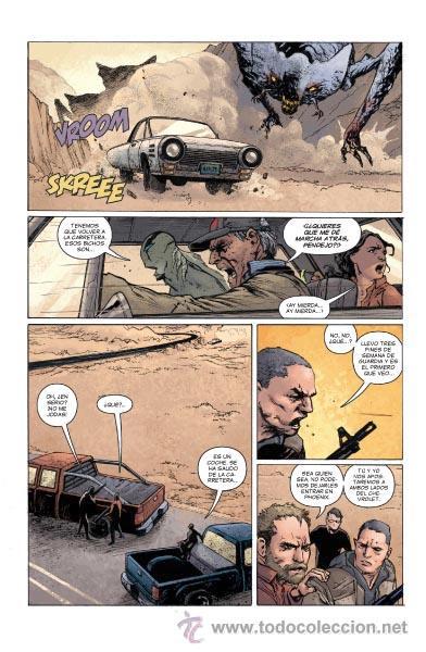 Cómics: Cómics. ABE SAPIEN 4. LA FORMA DE LO QUE HA DE LLEGAR - Mike Mignola/Scott Allie/Max Fiumara/Sebasti - Foto 4 - 53259390