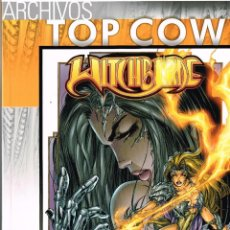 Cómics: ARCHIVOS TOP COW.WITCHBLADE 1. NORMA EDITORIAL.. Lote 53286886