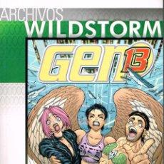 Cómics: ARCHIVOS WILDSTORM.GEN13, NÚMERO 8.NORMA EDITORIAL.. Lote 53287935