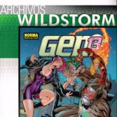 Cómics: ARCHIVOS WILDSTORM.GEN 13. NÚMERO 6.NORMA EDITORIAL.. Lote 53288034