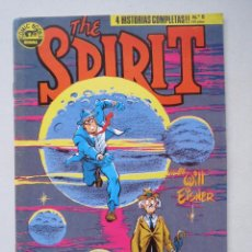 Comics - THE SPIRIT Nº 8 - WILL EISNER - NORMA EDITORIAL. - 157240408