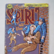 Comics - THE SPIRIT Nº 5 - WILL EISNER - NORMA EDITORIAL. - 157240892