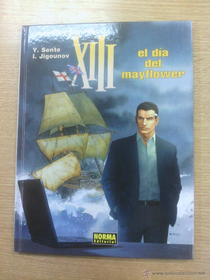 XIII #20 EL DIA DEL MAYFLOWER (Tebeos y Comics - Norma - Comic Europeo)