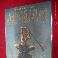 Cómics: JAGUAR COLECCION COMPLETA 3 COMICS - BOSSCHAERT & DUFAUX - CARTONE. Lote 53329203