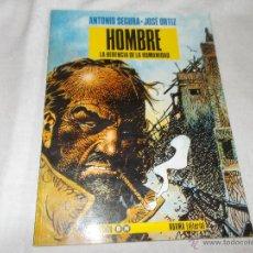 Cómics: HOMBRE LA HERENCIA DE LA HUMANIDAD. Lote 53369532
