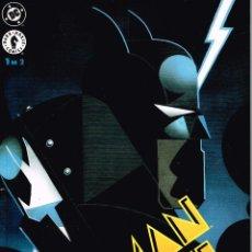 Cómics: BATMAN GRENDEL,COMPLETA 2 EJEMPLARES.MATT WAGNER,DARK HORSE CÓMICS.NORMA EDITORIAL. Lote 53513977