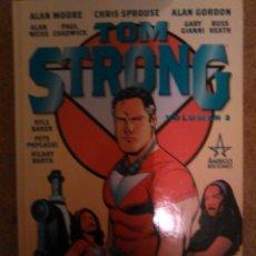 Cómics: TOM STRONG DE ALAN MOORE TOMO 2 NORMA EDITORIAL. Lote 53521033