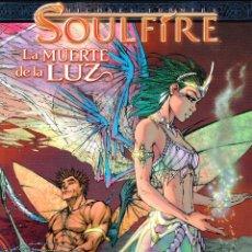 Cómics: SOULFÍRE,LA MUERTE DE LA LUZ. NORMA EDITORIAL. Lote 53526144