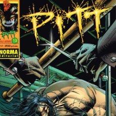 Cómics: PITT.DEMOLEDOR 1.DALE KEOWN.NORMA EDITORIAL.. Lote 53526378