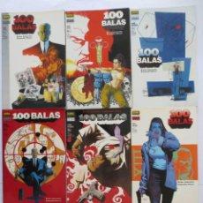 Cómics: 100 BALAS CASI COMPLETA NORMA EDITORIAL. Lote 53579702