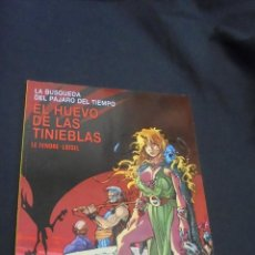 Cómics: CIMOC EXTRA COLOR Nº 48 - LA BUSQUEDA DEL PAJARO DEL TIEMPO - EL HUEVO DE LAS TINIEBLAS - NORMA - . Lote 53672632