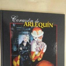 Cómics: CORAZÓN DE ARLEQUÍN - NEIL GAIMAN / JOHN BOLTON - NORMA 2003 - NUEVO. Lote 53692528