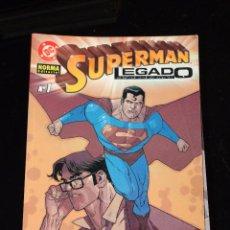 Cómics: SUPERMAN LEGADO 1 NORMA. Lote 53737224