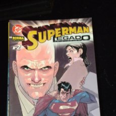Cómics: SUPERMAN LEGADO 2 NORMA. Lote 53737230