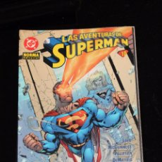 Fumetti: LAS AVENTURAS DE SUPERMAN 10 NORMA. Lote 53737292