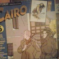 Comics: CAIRO Nº 6 - NORMA EDITORIAL. Lote 53755610