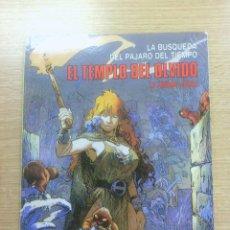 Cómics: LA BUSQUEDA DEL PAJARO DEL TIEMPO EL TEMPLO DEL OLVIDO (CIMOC EXTRA COLOR #25). Lote 53762400