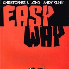 Comics - Easy Way.cómic noir nº 20.Norma editorial. - 53785052