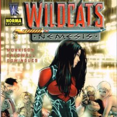Cómics: WILDCATS NEMESIS.1.NORMA EDITORIAL.. Lote 53791543