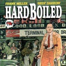 Cómics: HARD BOILED 2. Nº 2. FRANK MILLER. GEOF DARROW. NORMA. AÑO 1991. Lote 53803280