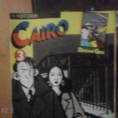 Comics: CAIRO Nº 3 - NORMA EDITORIAL. Lote 53874487