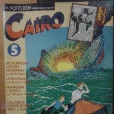 Comics: CAIRO Nº 5 - NORMA EDITORIAL. Lote 53874495