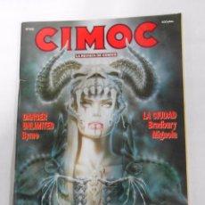 Cómics: CIMOC Nº 156. DANGER UNLIMITED BYRNE. LA CIUDAD BRADBURY MIGNOLA. NORMA EDITORIAL. TDKC14. Lote 53880127