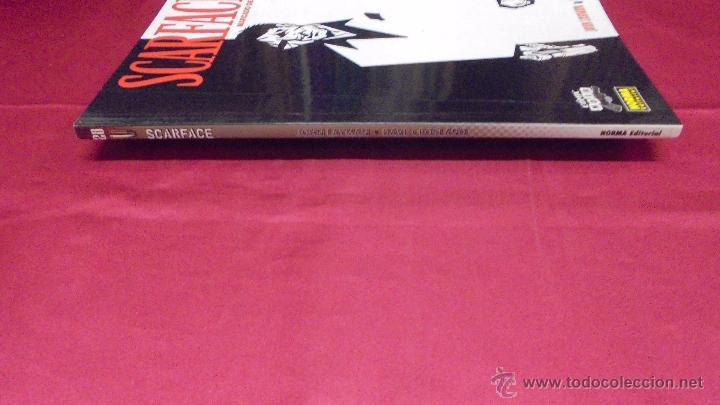 Cómics: SCARFACE. MARCADO DE POR VIDA. COMIC NOIR . Nº 28. NORMA EDITORIAL. - Foto 4 - 53896383