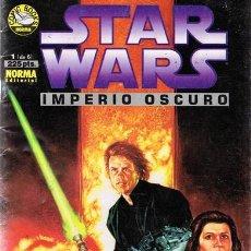 Cómics: CÓMIC STAR WARS ¨IMPERIO OSCURO¨ Nº 1 (DE 6). Lote 53907275