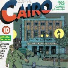 Cómics: CÓMIC CAIRO Nº 10. Lote 53907598