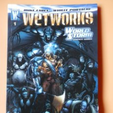 Comics: WETWORKS. WORLDSTORM. Nº 1. ESTE VOLUMEN RECOPILA WETWORKS, VOLUME 2, Nº 1-5 - MIKE CAREY. WHILCE . Lote 54020334