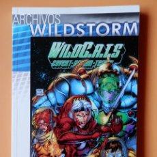 Cómics: WILDC.A.T.S. COVERT-ACTION-TEAMS. FIRE FROM HEAVE. SEGUNDA PARTE. Nº 07. ARCHIVOS WILDSTORM - JIM LE. Lote 54020372