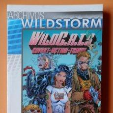 Cómics: WILDC.A.T.S. COVERT-ACTION-TEAMS. SUPERVIVENCIA. Nº 08. ARCHIVOS WILDSTORM - JIM LEE Y BRANDON CHOI. Lote 54020373